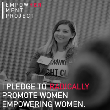 EmpowHERment Pledge